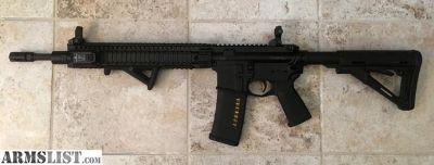 For Sale: Daniel Defense M4V5LW