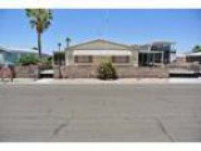 Bank Owned Mobile Home for sale in Yuma AZ