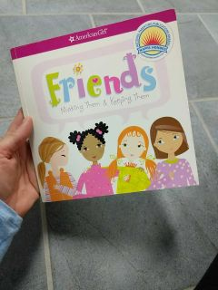 """American Girl """"Making Friends and Keeping Them"""""""