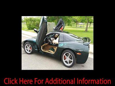 2000 Chevrolet Corvette 2WD