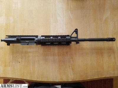 For Sale: DPMS upper, no bcg