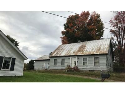 3 Bed 1 Bath Foreclosure Property in Danville, VT 05828 - Brainerd St