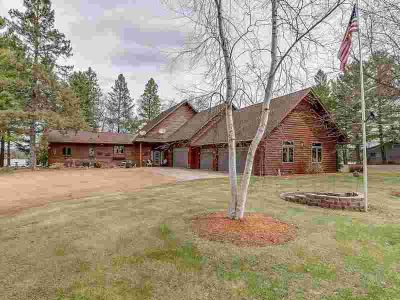 26796 County Hwy M HOLCOMBE Three BR, Beautiful home on Lake with