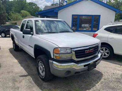 Used 2005 GMC Sierra 2500 HD Extended Cab for sale