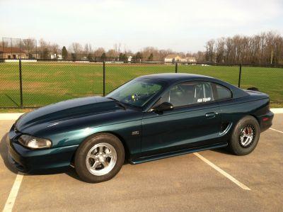 95 Mustang GT, 76 MM Turbo, PA Promod C4, 331 Dart Block SBF