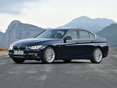 2015 BMW 3-Series 328i xDrive (White)