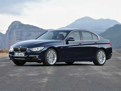 2015 BMW 3-Series 328i xDrive (Black)