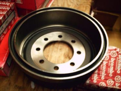 Buy 23031 2 Rear Brake Drums Dodge Plymouth Brembo Non Chinese made motorcycle in Union City, California, US, for US $68.00