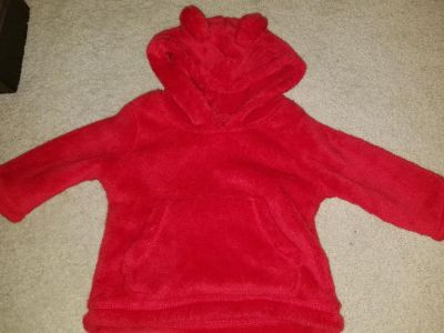 Carter's 3-month hooded.