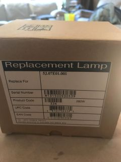 Brand new projector bulb