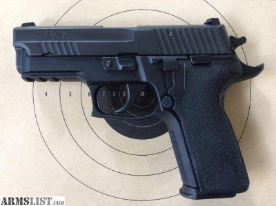 For Sale: Sig Sauer P229 Enhanced Elite 40 S&W Brand New!