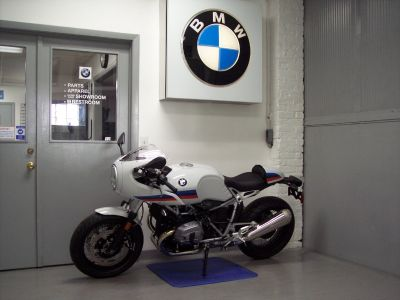 2018 BMW R Nine T Cafe Racer MSRP $14790