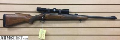 For Sale: WINCHESTER 670 30-06 SPRING WITH SCOPE