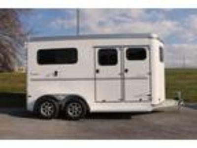 2019 Sundowner BP 2 Horse Straight Load