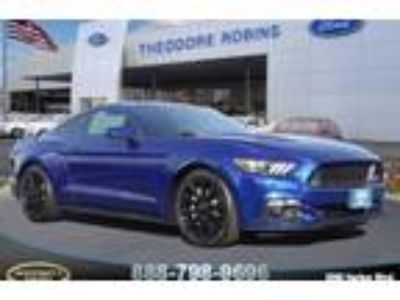 Certified 2016 Ford Mustang GT Coupe