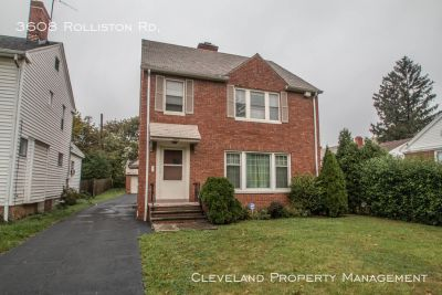 Shaker Heights Brick Colonial