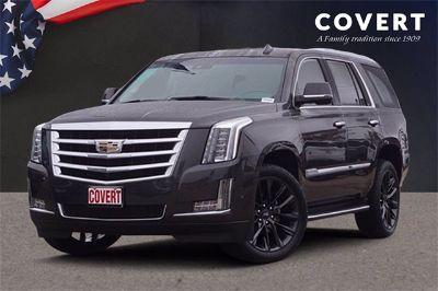 2018 Cadillac Escalade Luxury (Dark Granite Metallic)
