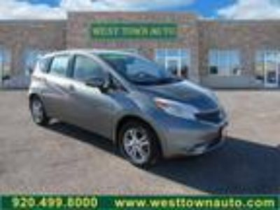 used 2015 Nissan Versa Note for sale.