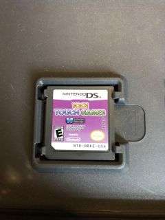 1001 Touch Games Nintendo DS game