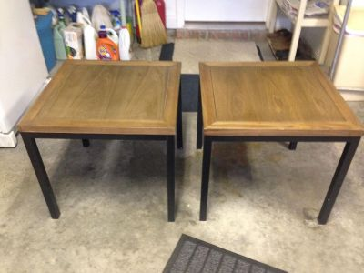 End Tables or Night Stand Solid Wood