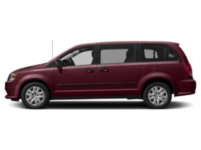 2019 Dodge Grand Caravan SE (Octane Red Pearlcoat)