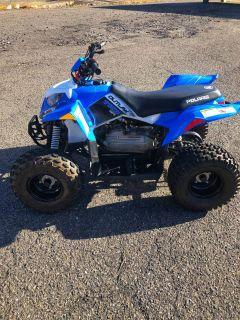 2016 Polaris Outlaw 110 EFI ATV Kids ATVs White Plains, NY