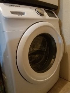 Samsung front load washer and Samsung Dryer