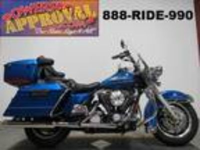 Used 1996 Harley-Davidson FLHRI - Road King Injection