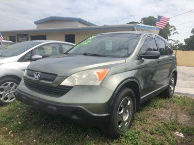 2008 Honda CR-V LX (Green)