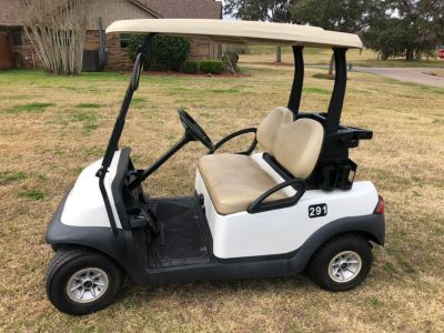 2011 club car golf cart