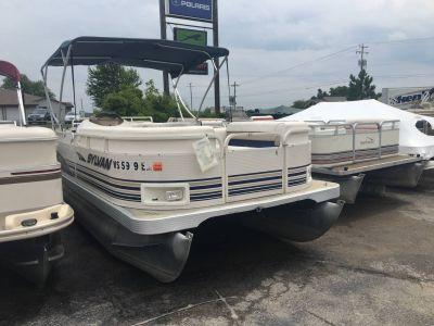 1998 Sylvan 822 NEXUS Pontoons Boats Kaukauna, WI