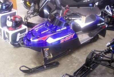 2016 Polaris 120 INDY Trail Sport Snowmobiles Center Conway, NH