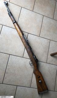 For Sale: Mauser k98 byf43
