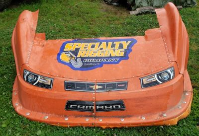 Free Late Model Stock Car Front Piece