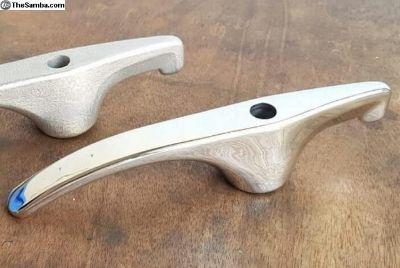 Baywindow sliding door handle westfalia stainless