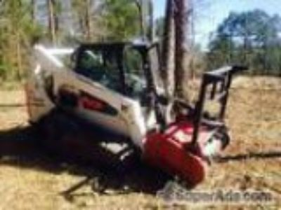 Under Brush Mulching and Acreage Mulching - CAll Or Text For Quo
