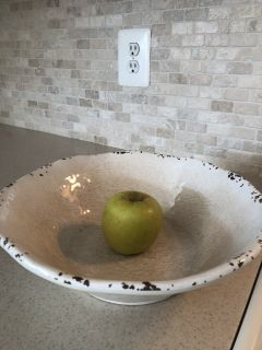 Salad/fruit bowl