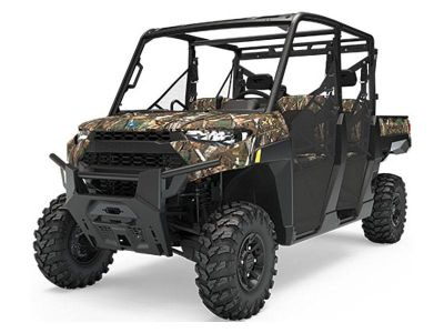 2019 Polaris Ranger Crew XP 1000 EPS Premium Side x Side Utility Vehicles Salinas, CA