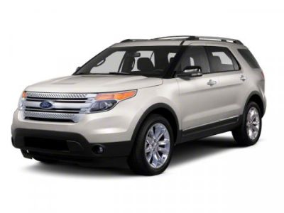 2013 Ford Explorer Base (Sterling Gray Metallic)