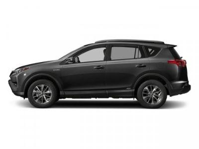 2018 Toyota RAV4 Hybrid LE (Magnetic Gray Metallic)