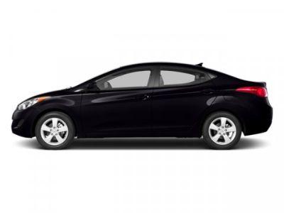 2013 Hyundai Elantra GLS (Midnight Black)