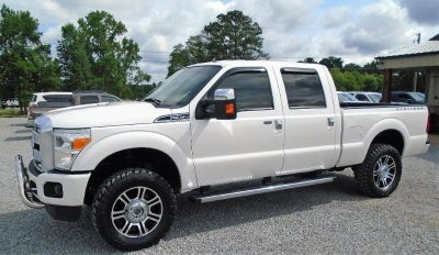2014 Ford RSX King Ranch (PEARL WHITE)