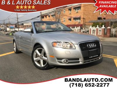 2007 Audi A4 3.2 quattro (Light Silver Metallic)