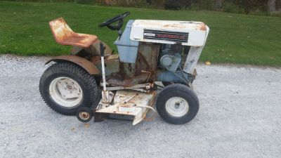 1970 and 1972 Craftsman Tractors for Sale