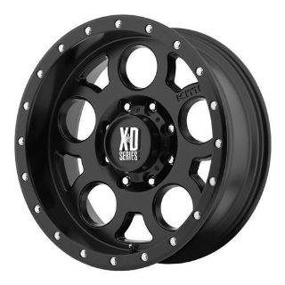 Buy XD126 Enduro Pro, 18x9 with 5 on 5.5 Bolt Pattern - Black XD12689055712N motorcycle in Coppell, Texas, United States, for US $289.99
