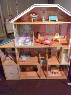 4 story Doll House