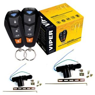 Sell Viper 3105V 2 Door Locks 1-Way Security Car security System and keyless entry motorcycle in Summerfield, Florida, United States, for US $74.95