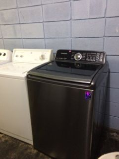 Samsung Stainless Steel Smart-Care HE Washer