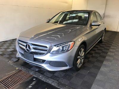 2015 Mercedes-Benz C-Class 4dr Sdn C300 Sport 4MATIC (Gray)