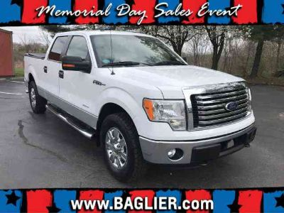 2011 Ford F-150 XLT EcoBoost Tonneau Cloth Seats Bed Mat Trailering Pkg 18 in